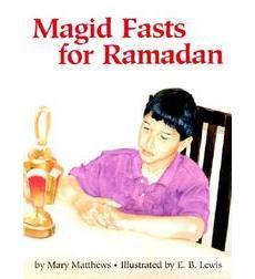 Magid Fasts for Ramadan
