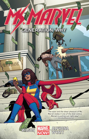 Ms. Marvel Generation Why