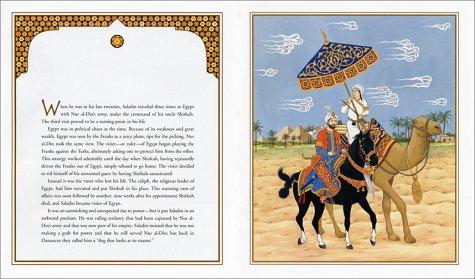Saladin inside page