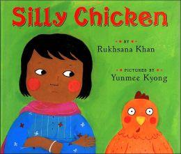 silly chicken