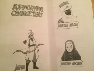 supporting-characters