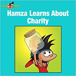 hamza learns about charity