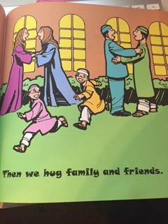 yippi hug