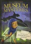 Museum Mysteries by Steve Brezenoff illustrated by Lisa K.Weber