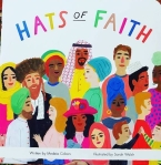 Hats of Faith by Medeia Cohan illustrated by SarahWalsh