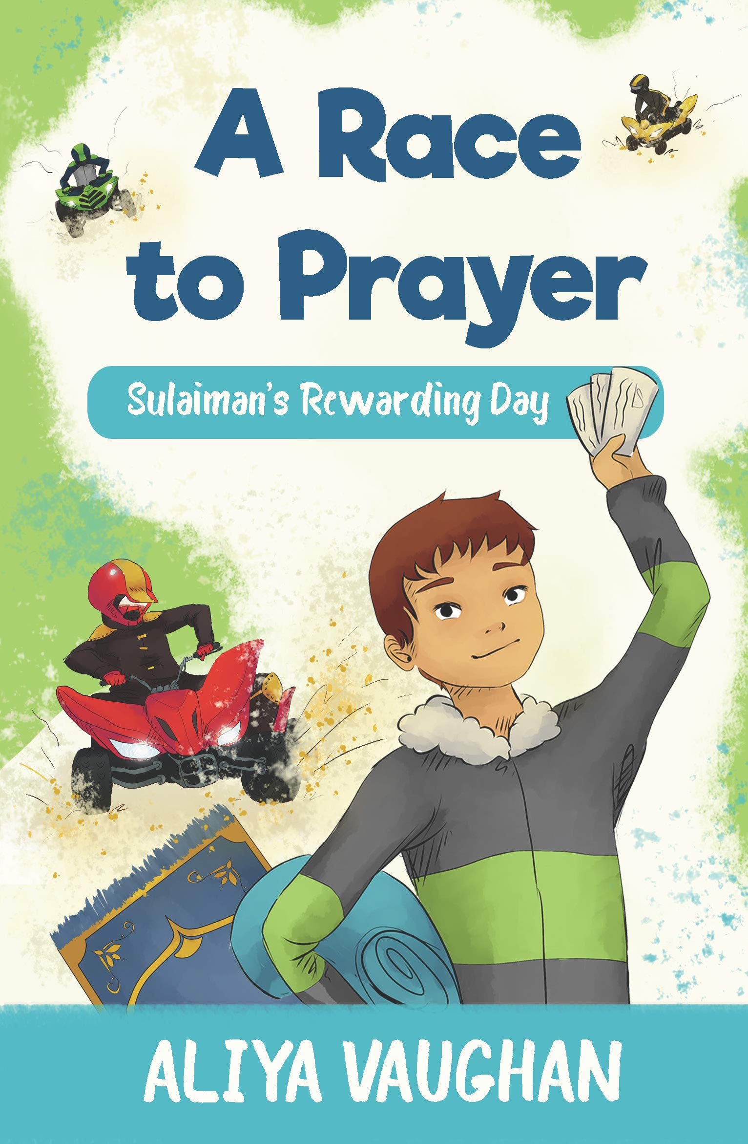 a race to prayer