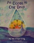An Ocean in One Drop: The Tale of Hajar in Hajj by Mariam Hakim illustrated by Layla Abdubaisi & HameedahHamadah