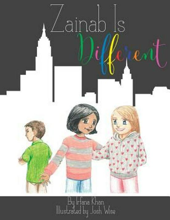 zainab is different book