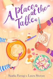a lkace at the table