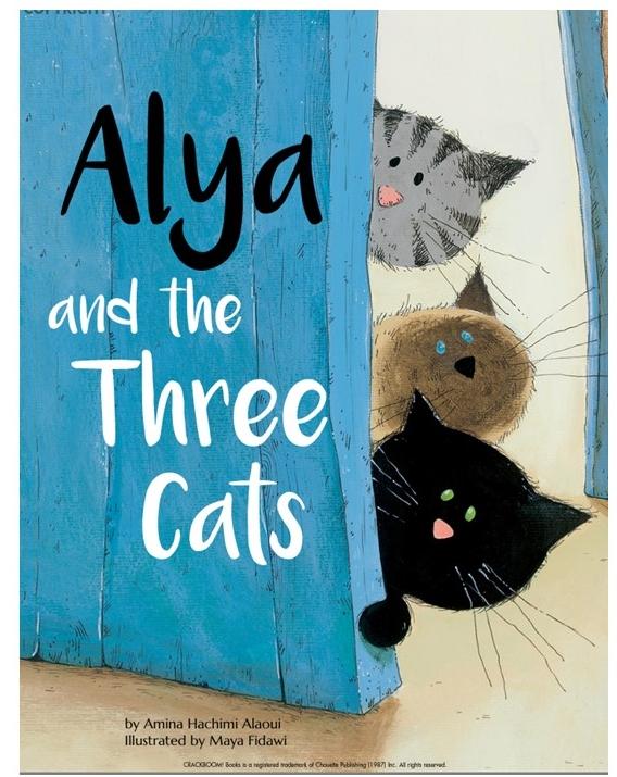 aliya and the three cats
