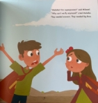 Mikaeel and Malaika: The Power of Dua by Kazima Wajahat illustrated by Gustavo Gutierrez