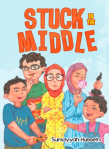 Stuck in the Middle by Sumayyah Hussein illustrated by DianaSilkina