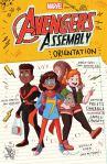 Marvel Avengers Assembly: Orientation by Preeti Chhibber illustrated by JamesLancett