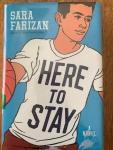 Here to Stay by SaraFarizan